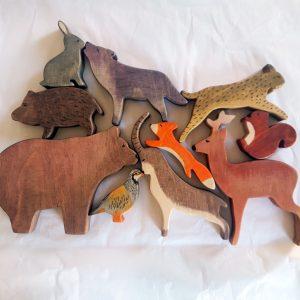 animales-de-madera